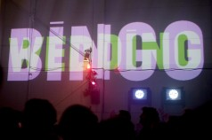 'Bingo wedding' VJ by David Benqué- photo by Ludovic des Cognets